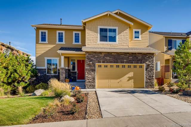 2550 Wild Oak Drive, Castle Rock, CO 80108 (#9640269) :: The Scott Futa Home Team