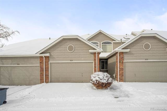 8519 S Upham Way, Littleton, CO 80128 (#9640856) :: HomeSmart Realty Group
