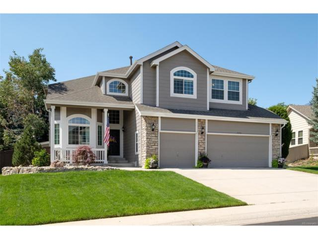 2936 Clairton Drive, Highlands Ranch, CO 80126 (#9640970) :: The Dixon Group