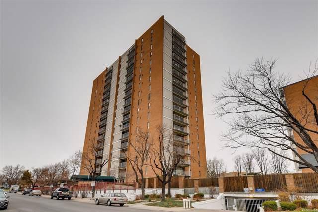 955 Eudora Street 703E, Denver, CO 80220 (#9641280) :: The HomeSmiths Team - Keller Williams