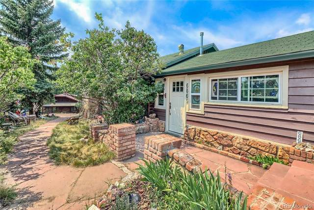 6865 Marshmerry Lane, Evergreen, CO 80439 (MLS #9641376) :: Bliss Realty Group