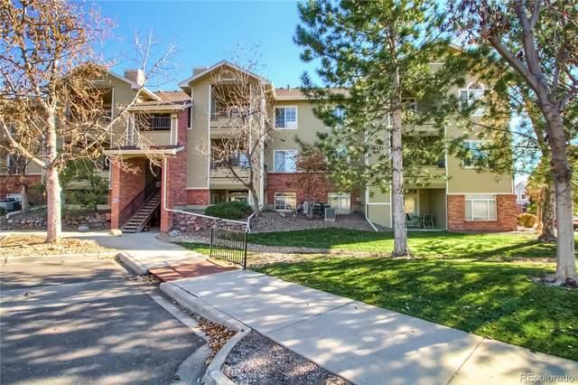 8422 S Upham Way G57, Littleton, CO 80128 (#9641645) :: Briggs American Properties
