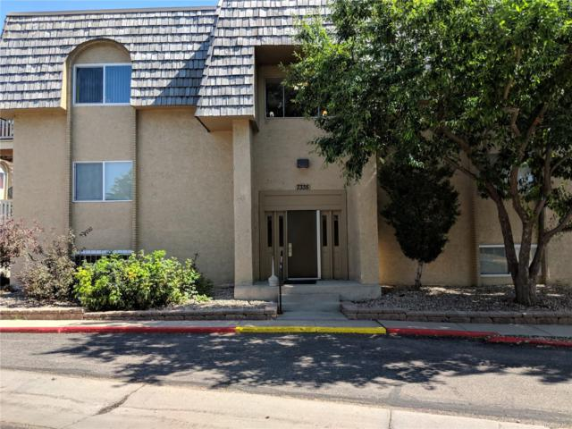 7335 E Quincy Avenue #307, Denver, CO 80237 (#9641862) :: Bring Home Denver