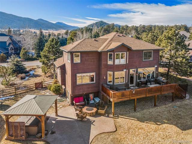 1664 Muirfield Lane, Evergreen, CO 80439 (#9642036) :: The Scott Futa Home Team