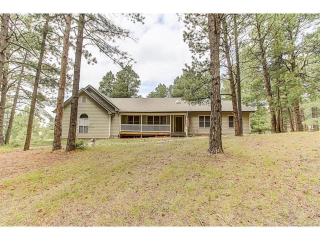 4673 Pinon Drive, Elizabeth, CO 80107 (MLS #9642312) :: 8z Real Estate