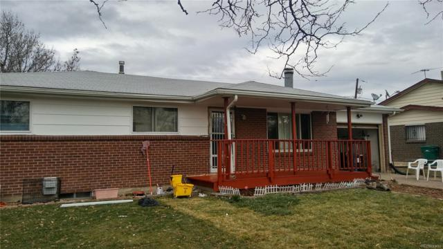 13751 E 32nd Place, Aurora, CO 80011 (#9642314) :: The Peak Properties Group