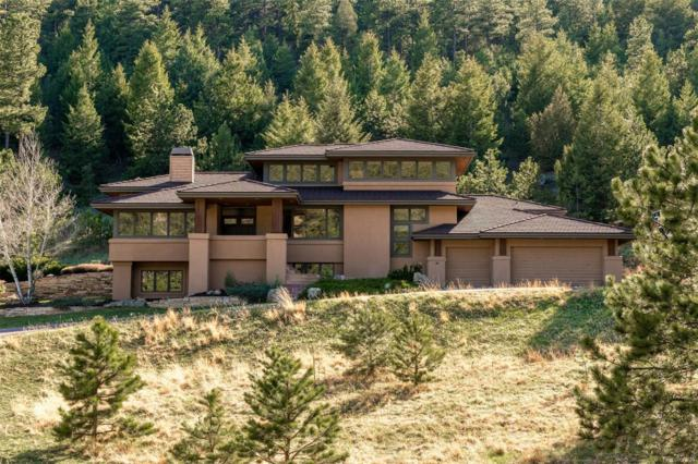 2131 Baldy Lane, Evergreen, CO 80439 (#9642457) :: Bring Home Denver