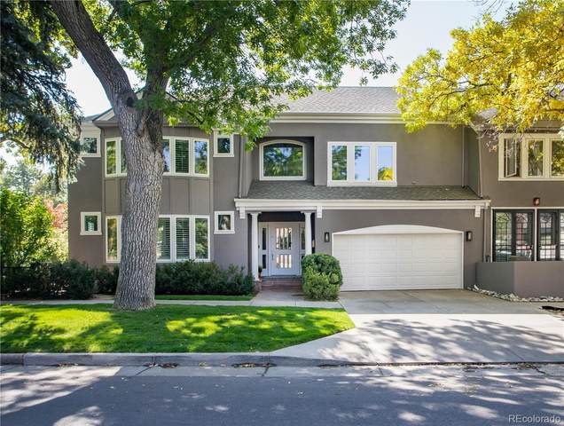 2990 E 5th Avenue, Denver, CO 80206 (#9642476) :: The HomeSmiths Team - Keller Williams