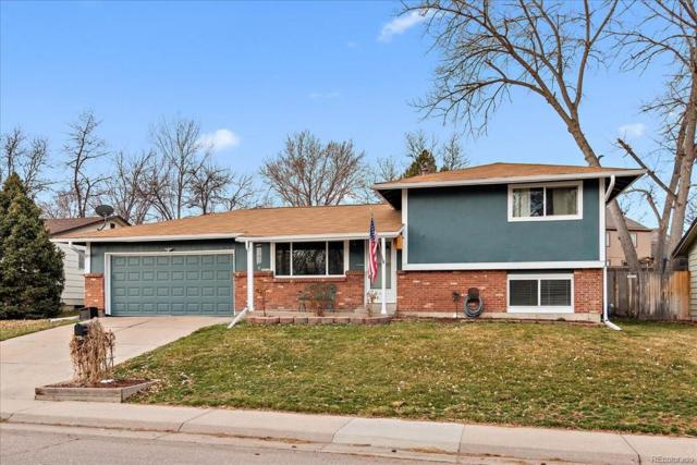7411 S Webster Street, Littleton, CO 80128 (#9642930) :: The DeGrood Team