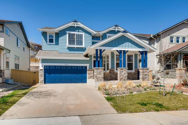 3202 Windridge Circle, Highlands Ranch, CO 80126 (MLS #9643102) :: The Sam Biller Home Team