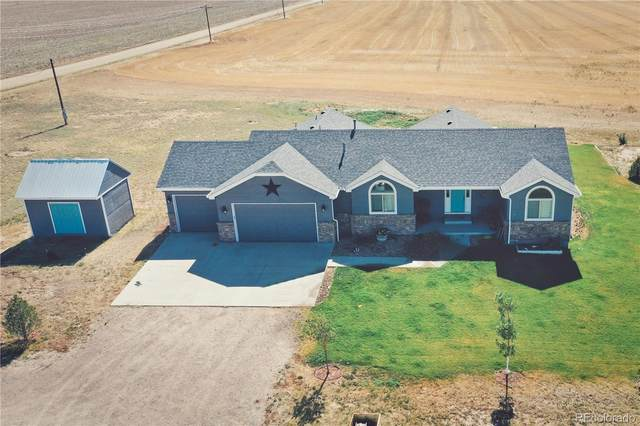 70988 E 38th Avenue, Byers, CO 80103 (MLS #9643302) :: 8z Real Estate