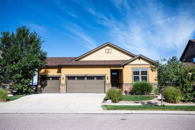 7104 Mountain Spruce Drive, Colorado Springs, CO 80927 (MLS #9644260) :: 8z Real Estate