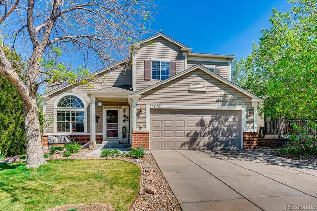 11710 Meadowood Lane, Parker, CO 80138 (#9644341) :: The Heyl Group at Keller Williams