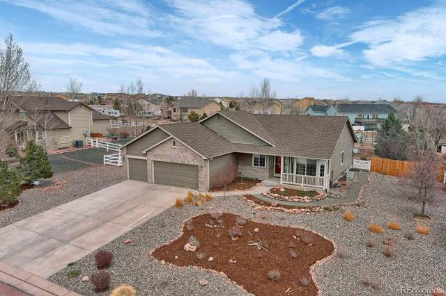 8431 Tibbs Road, Peyton, CO 80831 (#9644624) :: Re/Max Structure