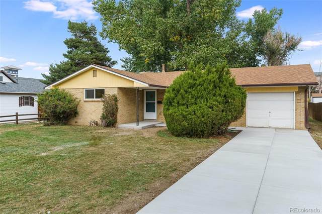 7535 W 35th Avenue, Wheat Ridge, CO 80033 (#9644653) :: The DeGrood Team