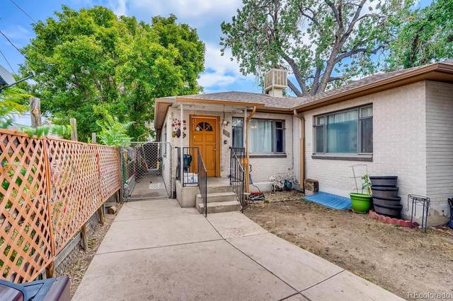828 Mariposa Street, Denver, CO 80204 (#9645085) :: Kimberly Austin Properties
