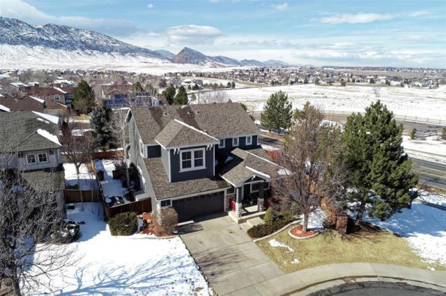 9755 S Garland Court, Littleton, CO 80127 (MLS #9645316) :: 8z Real Estate