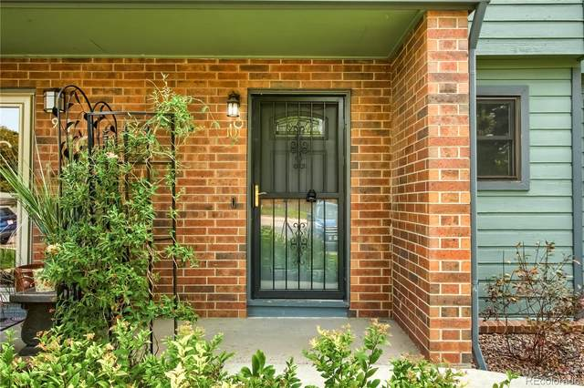 3536 S Depew Street #10, Lakewood, CO 80235 (#9645535) :: Chateaux Realty Group