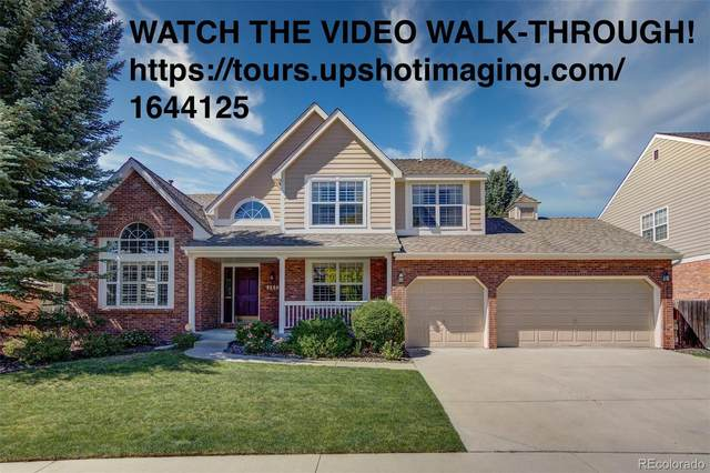 8868 W Crestline Drive, Littleton, CO 80123 (#9645578) :: The DeGrood Team