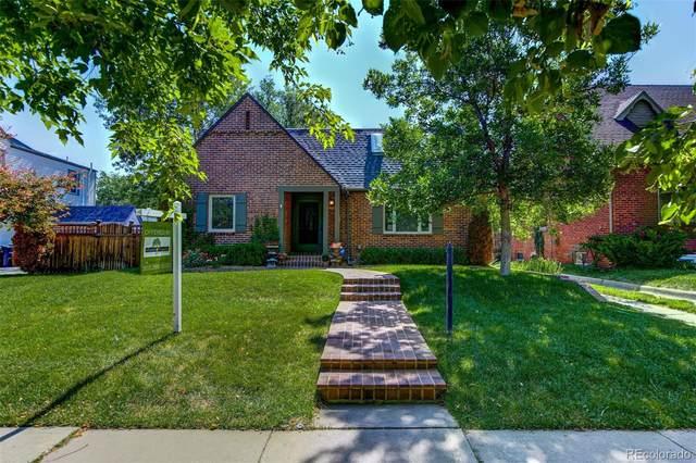 1616 Leyden Street, Denver, CO 80220 (#9645899) :: Wisdom Real Estate