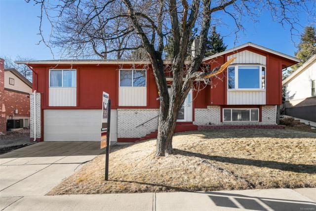 2183 S Yank Way, Lakewood, CO 80228 (MLS #9646022) :: 8z Real Estate