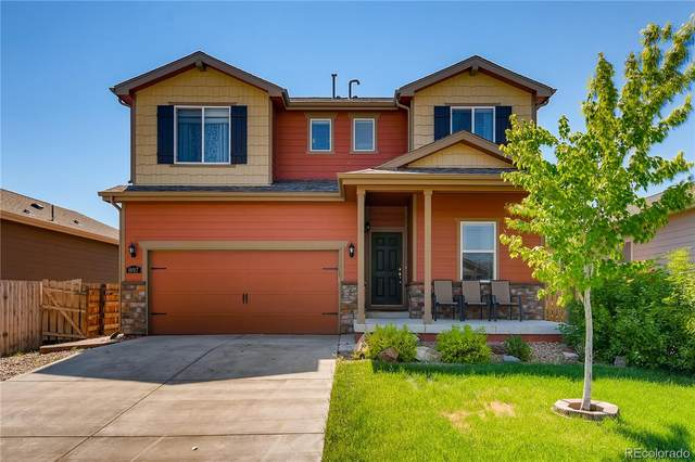1697 Ute Way, Lochbuie, CO 80603 (#9646170) :: Mile High Luxury Real Estate