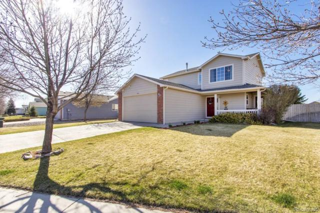 3425 Adams Court, Wellington, CO 80549 (MLS #9646217) :: Kittle Real Estate