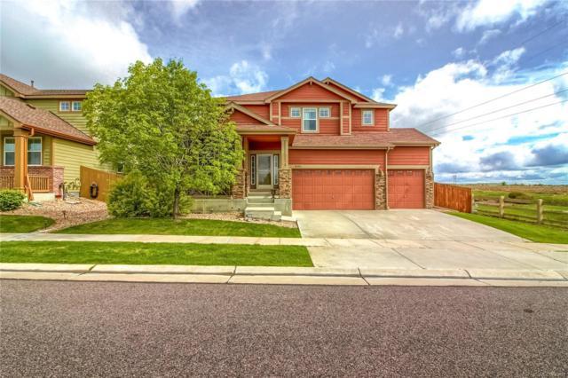 8161 E 134th Avenue, Thornton, CO 80602 (MLS #9646328) :: 8z Real Estate