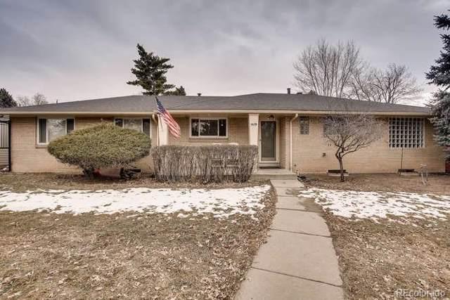 6620 E 6th Avenue Parkway, Denver, CO 80220 (#9647136) :: Wisdom Real Estate
