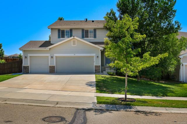 151 Monares Lane, Erie, CO 80516 (#9647200) :: House Hunters Colorado