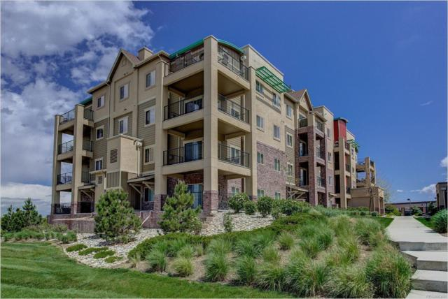 1162 Rockhurst Drive #306, Highlands Ranch, CO 80129 (#9648118) :: Mile High Luxury Real Estate