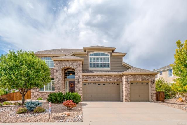 6341 Marble Lane, Castle Rock, CO 80108 (#9648267) :: The Griffith Home Team