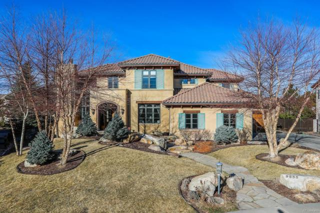 9555 Silent Hills Lane, Lone Tree, CO 80124 (#9648316) :: The Galo Garrido Group