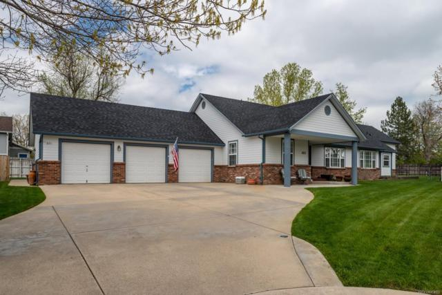 601 Johnson Street, Louisville, CO 80027 (MLS #9648334) :: 8z Real Estate