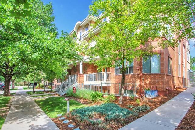 1570 Milwaukee Street #210, Denver, CO 80206 (#9648960) :: Chateaux Realty Group