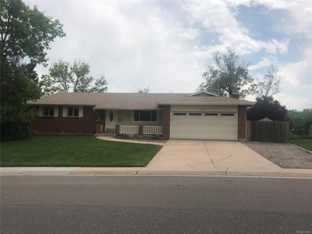 5890 W Canyon Drive, Littleton, CO 80128 (#9649306) :: House Hunters Colorado