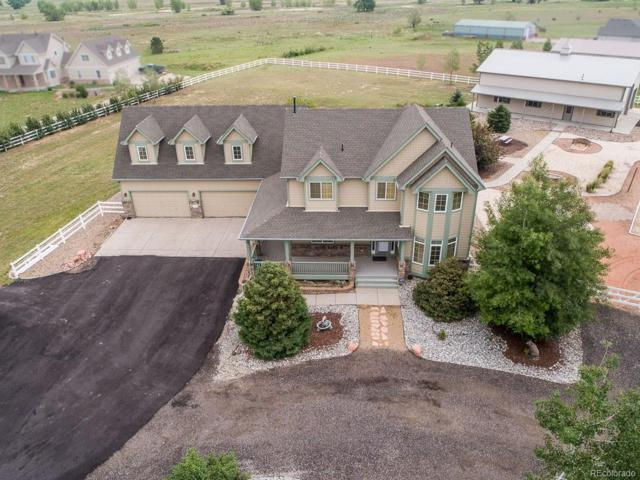 35295 E 10th Drive, Watkins, CO 80137 (MLS #9649408) :: 8z Real Estate
