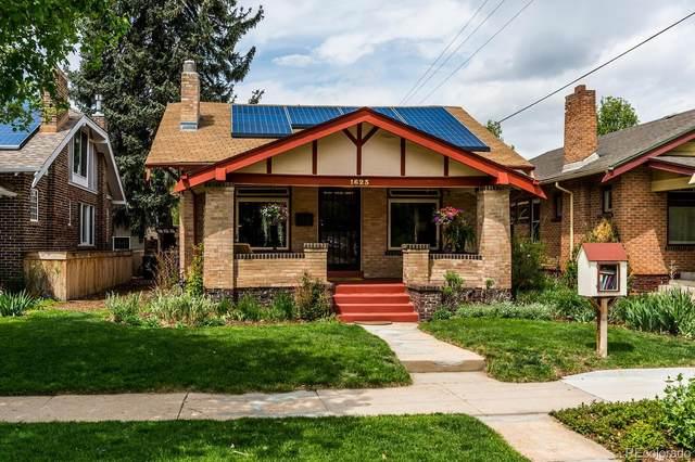 1623 Dahlia Street, Denver, CO 80220 (MLS #9649481) :: Find Colorado
