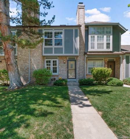 1223 S Flower Circle C, Lakewood, CO 80232 (#9650145) :: Compass Colorado Realty