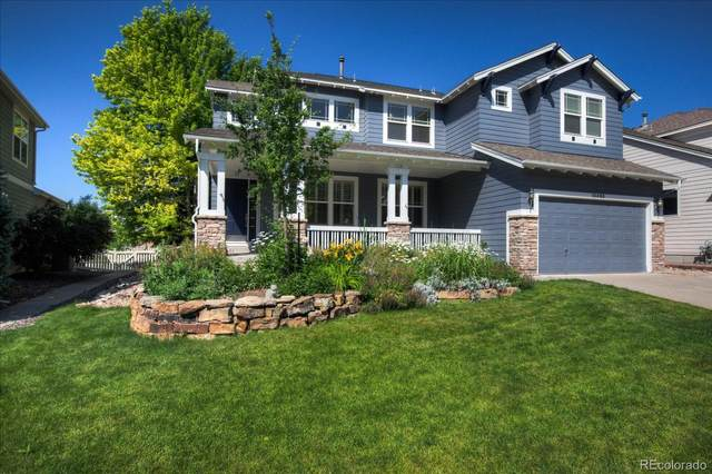 13486 W 60th Place, Arvada, CO 80004 (#9650172) :: The Gilbert Group