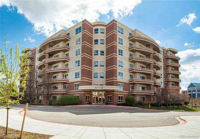 4875 S Monaco Street #306, Denver, CO 80237 (#9650203) :: The DeGrood Team