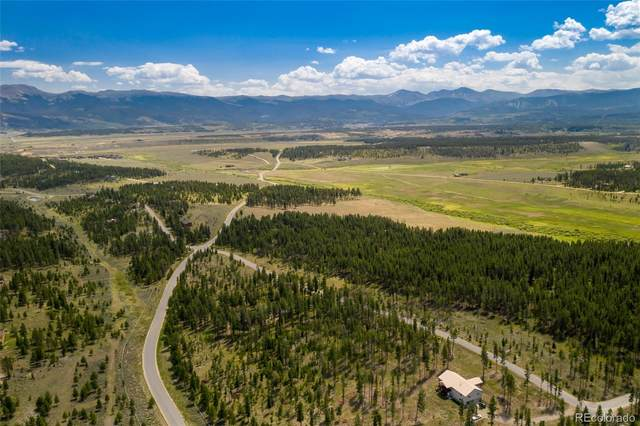 320 County Road 51685168, Tabernash, CO 80478 (MLS #9650314) :: Kittle Real Estate