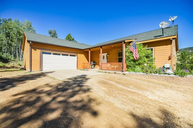 33400 Retrievers Trail, Golden, CO 80403 (MLS #9650480) :: Bliss Realty Group