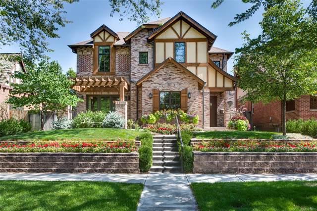 1310 S Humboldt Street, Denver, CO 80210 (#9650500) :: Mile High Luxury Real Estate