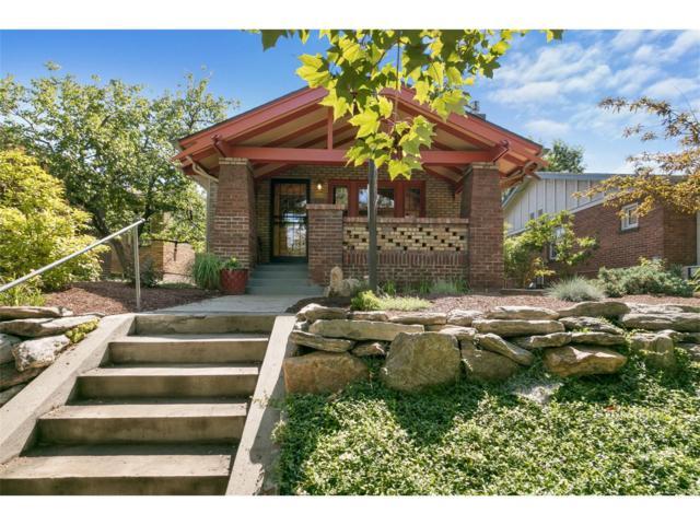 232 S Williams Street, Denver, CO 80209 (MLS #9650742) :: 8z Real Estate