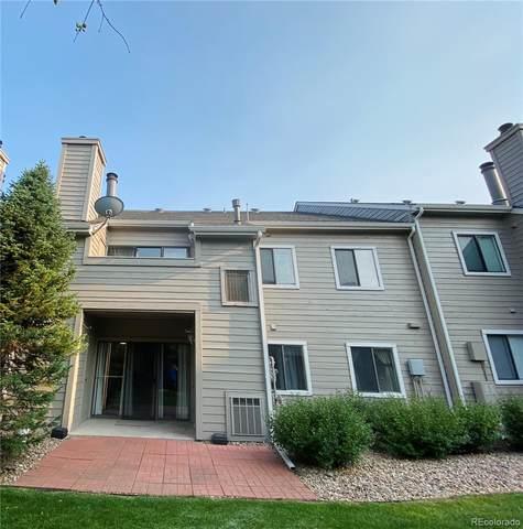 3600 S Pierce Street 7-204, Lakewood, CO 80235 (MLS #9650908) :: Bliss Realty Group