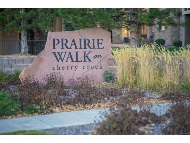 9220 Wilde Lane #101, Parker, CO 80134 (#9650910) :: The Pete Cook Home Group