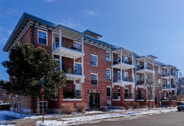 1374 N Ogden Street D, Denver, CO 80218 (MLS #9651217) :: Bliss Realty Group