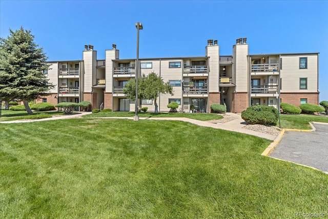 539 Wright Street #101, Lakewood, CO 80228 (MLS #9651388) :: Find Colorado