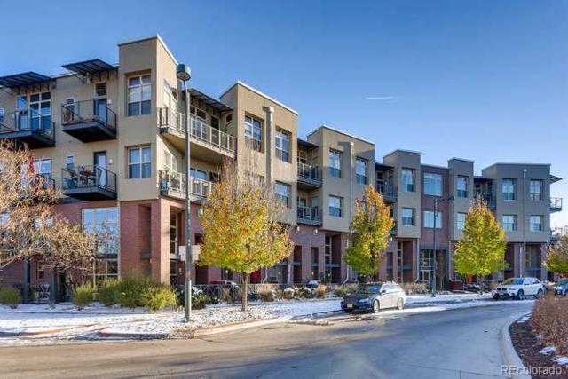 7700 E 29th Avenue #101, Denver, CO 80238 (#9651543) :: Colorado Home Finder Realty